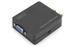 DIGITUS DIGITUS VGA og Audio to HDMI, converter Video resolutions 1080p, (Full HD), small housing, black
