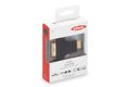 EDNET HDMI ADAPTER TYPE A-DVI-I(24+5) M/F HDMI 1.4 FULL HD CABL