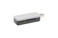 EDNET Ednet USB 2.0 Card Reader, portable, small housing