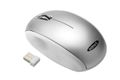EDNET Ednet WIRELESS BLUETRACE MOUSE, sv, 2.4G, Hz, Micro Dongle