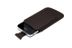 EDNET Leather case for iPhone 5 & iPod T, ouch series, Real leather, Black brown,