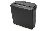 EDNET PAPER SHREDDER X5 WITH CD/ DVD/ CREDIT CARD SLOT     IN ACCS