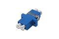 DIGITUS LC / LC Duplex Coupler blue