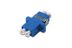 DIGITUS LC / LC DUPLEX COUPLER BLUE COLOR CABL