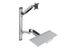 DIGITUS FLEXIBLE WALL MOUNT FOR WORKSPACES FOR MONITOR+KEYBOARD