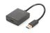 DIGITUS ADAPTER USB3.0 TO HDMI OUT HDMI UP TO 1080P ACCS