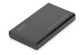 DIGITUS DIGITUS External SSD Enclosure,  USB 3.0 - mSATA M5, 0, aluminum housing, Chipset: ASM1153E