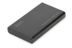 DIGITUS External SSD Enclosure. USB 3.0 - mSATA M50 (50*30 Factory Sealed