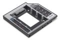 "DIGITUS 2nd SSD/HDD Caddy SATA to SATA III Support, s 2.5"" SSD or HDD with SATA I-III"
