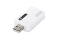 DIGITUS DIGITUS Wireless 300N Nano Repeater USB powered, 3, 00Mbps, WPS and Reset button