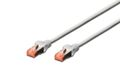 DIGITUS PREM. CAT 6 PATCH CABLE S-FTP, 1,0M CABL