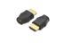 ASSMANN by Digitus HDMI Micro adapter, HDMI A han : Micro HDMI hun D, HD, HDCP,ARC, 3D