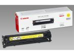 Canon Yellow Toner Cartridge Type