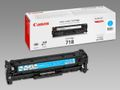 CANON 718 toner cartridge cyan standard capacity 2.900 pages 1-pack