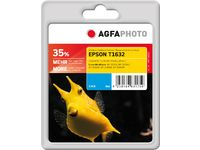 AGFAPHOTO Ink Cyan, T1632 (APET163CD)