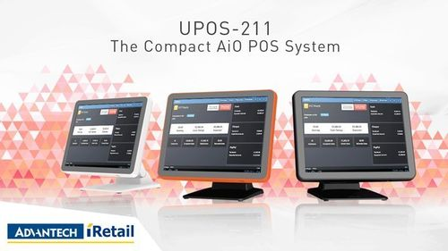 ADVANTECH UPOS-211 All-In-One-Touch-POS (UPOS-211DP-WST60)