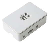 DESIGNSPARK Raspberry Pi case, for 3 Model B / B+ / Pi 2, white