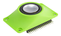 Pi-Top pi-topSPEAKER, speaker module for pi-topCEED, green