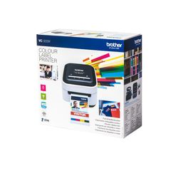 BROTHER VC-500W Color Label Printer (VC500WZ1)