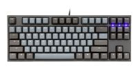DUCKY One 2 Skyline TKL Cherry MX Brown - Gaming Tastatur - Uden Numpad - Nordisk - Grå