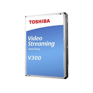 TOSHIBA BULK V300 Video Streaming Hard Drive 500GB SATA 3.5 (HDWU105UZSVA)