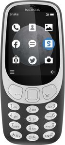 NOKIA 3310 3G Charcoal (A00028687)