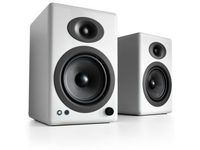 AUDIOENGINE Bookshelf Speakers A5+BT KINA 50% (AUDIOENGINE-5+BT-WHT)