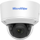 MicroView IP Dome 4MP, Vari-Focal
