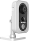 MicroView 4MP Indoor Cube Camera w/PoE NOKIA