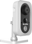 MicroView 4MP Indoor Cube Camera w/PoE