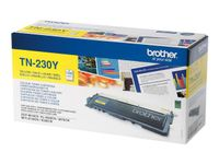 BROTHER Toner TN230Y gul (TN-230Y)