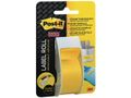 POST-IT POST-IT® merketape 10mx25,4mm gul
