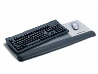 3M WR422LE PLATFORM GEL WRIST REST KEYBOARD&MOUSE 64.9 X 26.9 CM ACCS (FT600003279)
