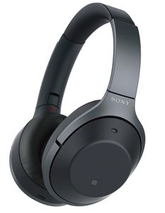 SONY EOL Sony WH-1000XM2 Headphones Bluetooth,  NFC Black (WH1000XM2B.CE7)