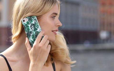 iDEAL OF SWEDEN IDEAL FASHION CASE IPHONE 7/IPHONE 6/6S MONSTERA JUNGLE (IDFCS17-I7-61)