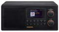SANGEAN Digital Radio, FM/DAB+, Internet Radio, Spotify, Undok, WiFi,