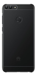 HUAWEI P Smart, Protective Cover, sort