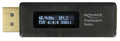 DELOCK Displayport Tester for EDID information with OLED display