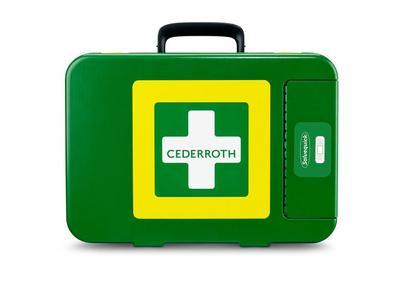 CEDEROTHS Førstehjelpskoffert X-large (L-3952)