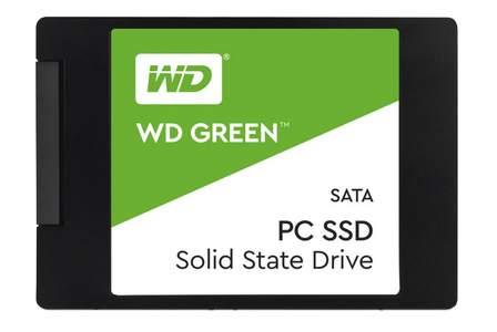 WESTERN DIGITAL GREEN SSD 240GB 2.5 IN 7MM USB 3.0 INT (WDS240G2G0A)