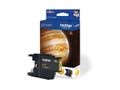 BROTHER LC1240Y ink cartridge yellow