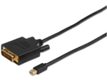 MICROCONNECT Mini Displayport-DVI M-M DVI-D