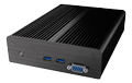 AKASA Newton D3 Fanless case for 7th Generation