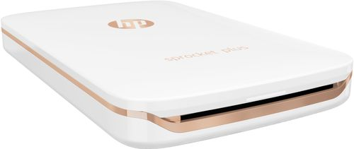 HP Sprocket White Plus Printer (2FR85A#AH2)