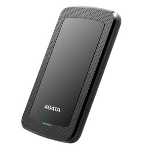 A-DATA AHV300 1TB External HDD USB3.1 Black (AHV300-1TU31-CBK)