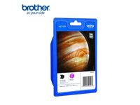 BROTHER LC1240M ink cartridge magenta (LC1240M)