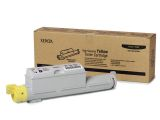 XEROX toner yellow HC for Phaser6360 12000pages