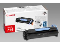 CANON CRG-714 cartridge black i-Sensys Fax L3000/ L3000iP (1153B002)