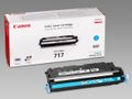 CANON 717 toner cartridge cyan standard capacity 4.000 pages 1-pack