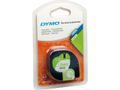 DYMO Letratag Paper tape white 12mm x 4 m           91220